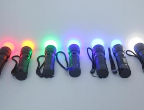 不同波段LED灯的应用