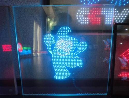 LED玻璃与透明LED显示屏不同之处